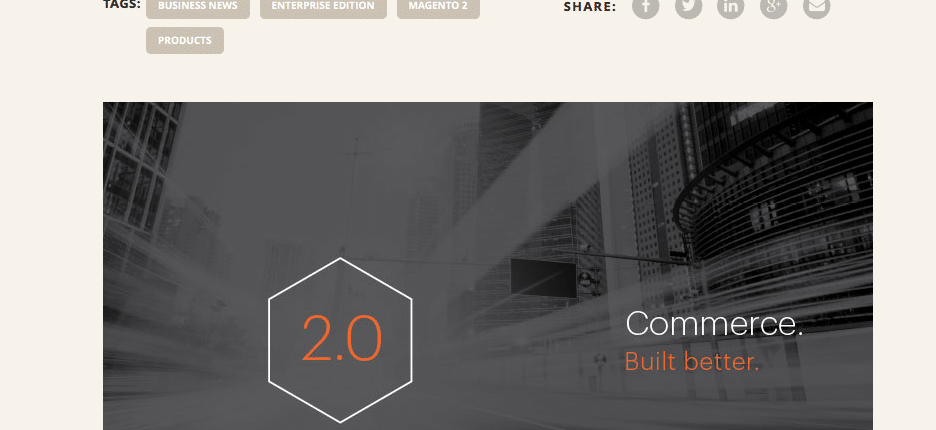 Magento 2 is here